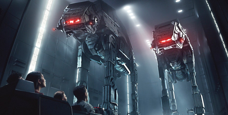 New 'Star Wars' land opens this August at Hollywood Studios