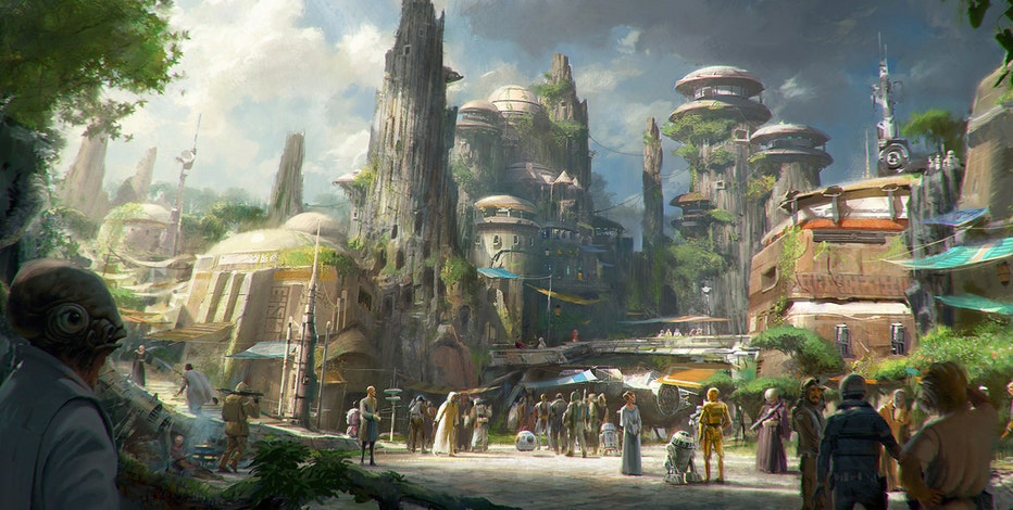 Disney announces opening dates for Star Wars: Galaxy's Edge