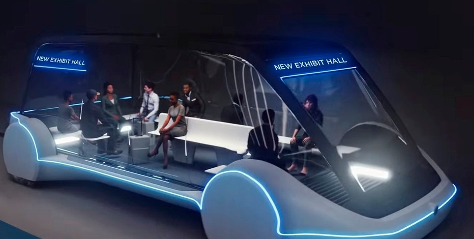 Elon Musk's The Boring Company Could Build Tunnel System in Las Vegas