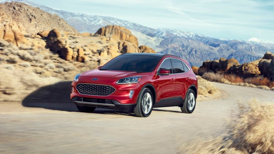Ford unveils new 2020 Escape that underpins sales turnaround strategy
