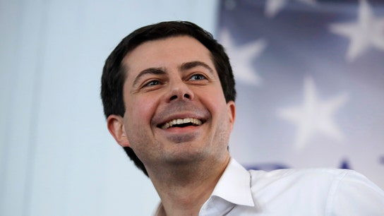 Pete Buttigieg's new trillion-dollar climate proposal is small change compared to rivals'