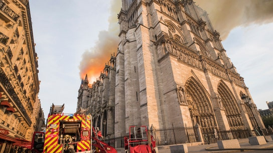 Notre Dame Cathedral architecture can be salvaged: Historic Building Architects founder