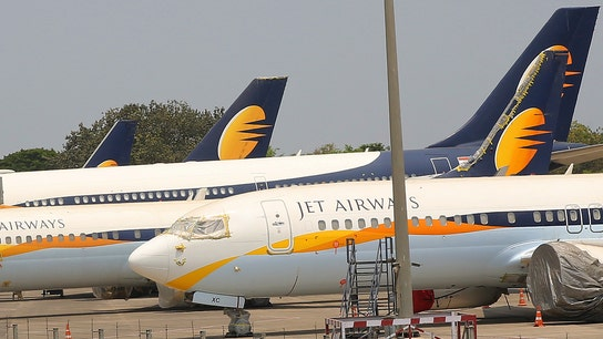 India's Jet Airways flying just 7 planes amid investor talks