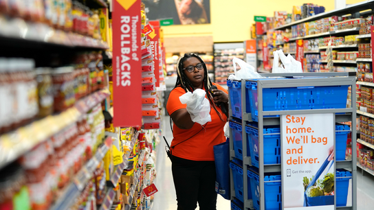 Food stamps and online grocery shopping are about to mix