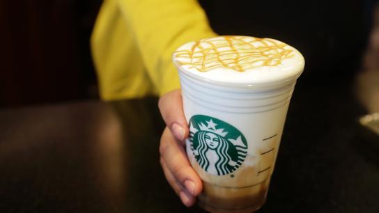 Starbucks raises 2019 profit outlook after earnings beat