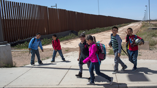 Nearly $1B in contracts awarded for border fence sections