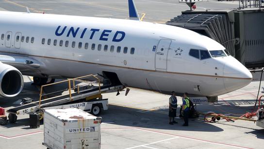 United Airlines' profit doubles despite shutdown, 737 woes