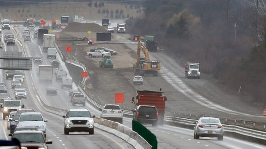 GOP states discover a tax hike they have to like: for roads