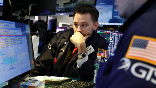 Markets Right Now: US indexes hold on to moderate gains