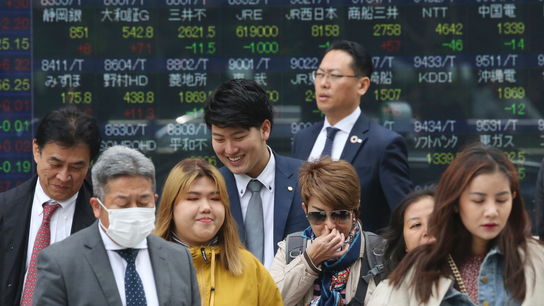 World market mostly rise on encouraging Chinese growth data