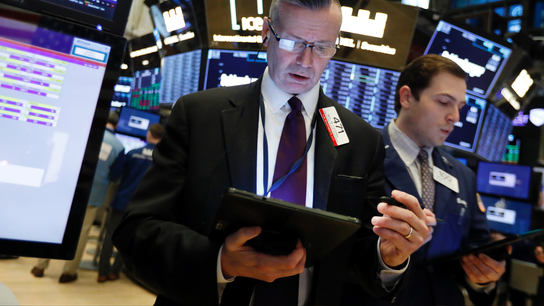 Markets Right Now: Stock waver to a mixed close