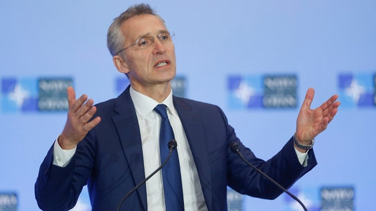 NATO chief: China's economy, military a 'rising power'