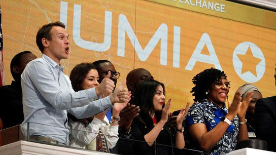 Jumia makes history as first African unicorn to hit Wall Street
