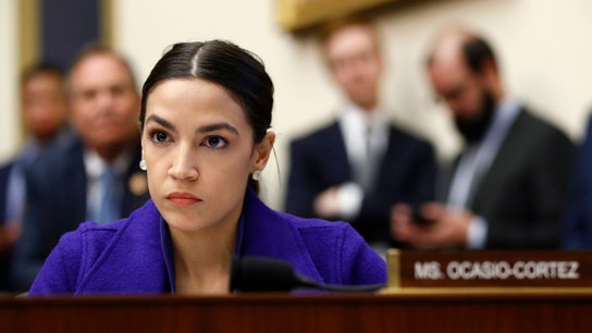 Ocasio-Cortez suggests cutting Israel aid: Gen. Jack Keane says 'It's money well spent'