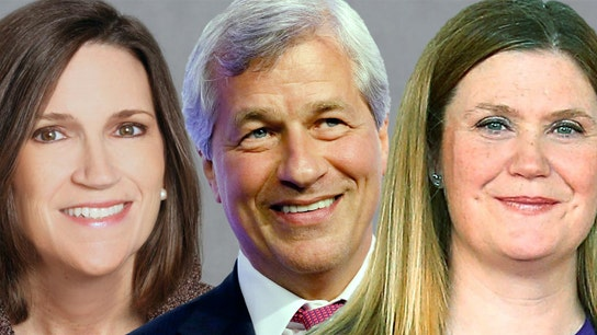 JPMorgan Chase CEO Jamie Dimon taps two women execs as potential successors