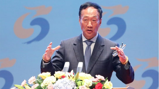 Foxconn chair Terry Gou says he may run for Taiwan president, step back from daily business
