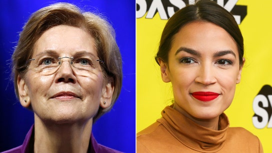 AOC, Warren's tax-the-rich plans cheered by NBA star Andre Iguodala