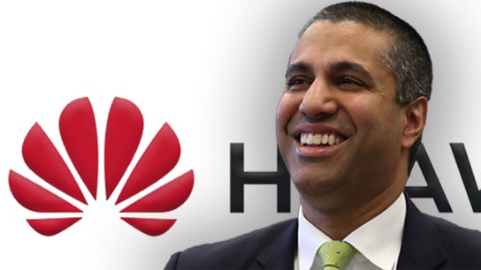 FCC chief: Banning Huawei protects 5G