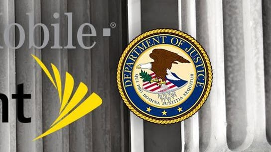 Justice Department OKs T-Mobile-Sprint merger, with conditions