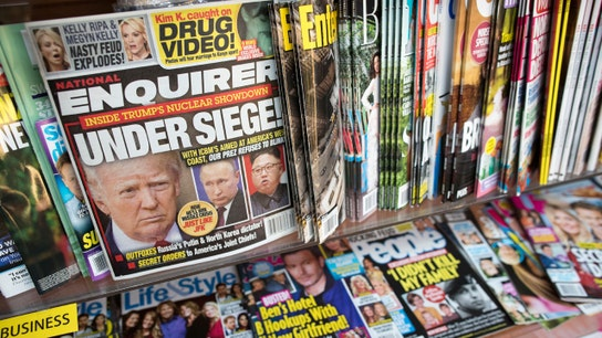 The National Enquirer is up for sale after Jeff Bezos scandal