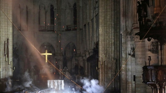 Notre Dame Cathedral fire new chapter in 850-year history, historian says