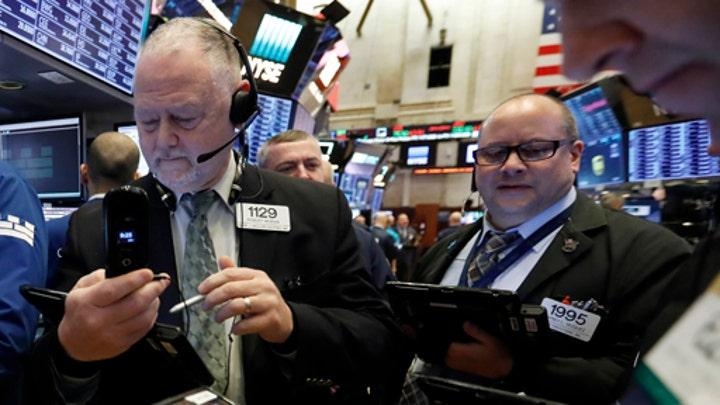 Stocks head toward another record day