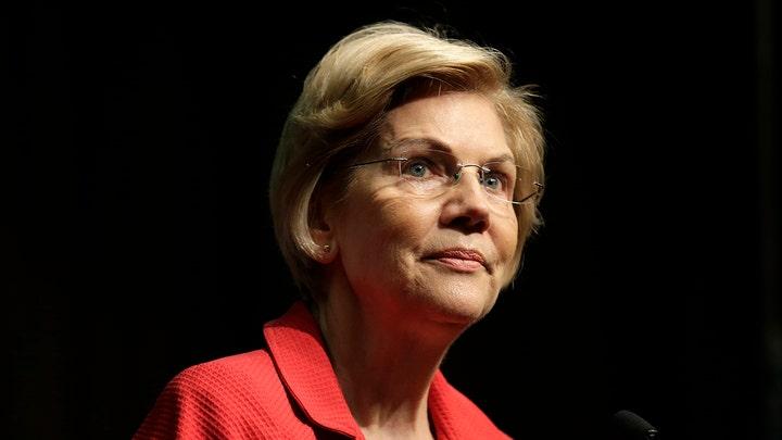Warren is drafting legislation to reverse 'Mega Mergers'