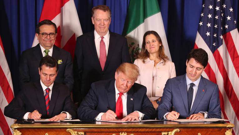 Commission: New NAFTA would deliver modest economic gains
