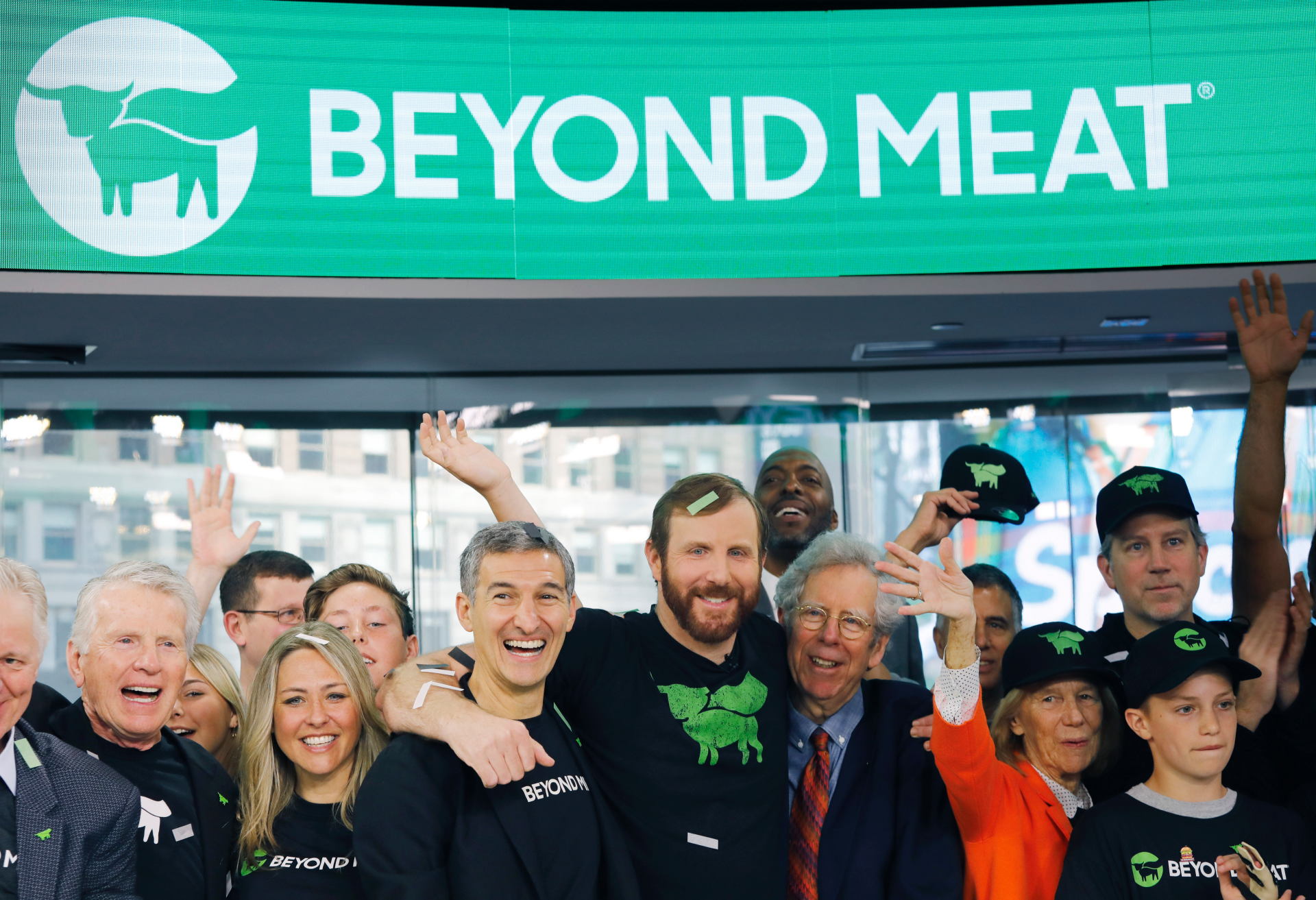 Beyond meat ipo 2020