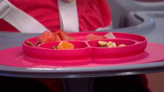 Mompreneur creates solution to mealtime messes