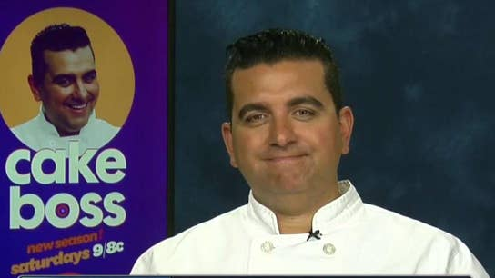 'Cake Boss' says his 'big crazy Italian family' birthed reality TV series
