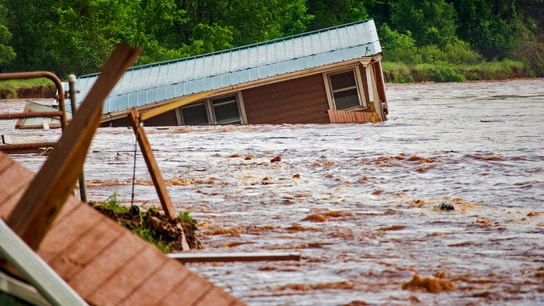 Oklahoma Gov. says flooding is of historic proportions, some lives lost