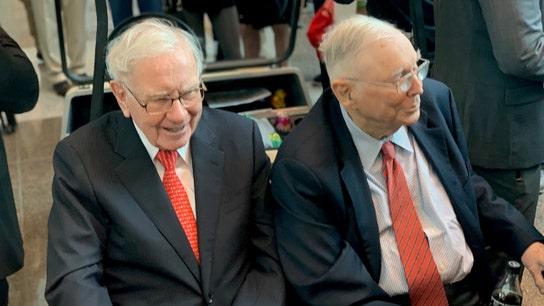 Warren Buffett's Berkshire Hathaway sitting on $112 billion in cash, he says