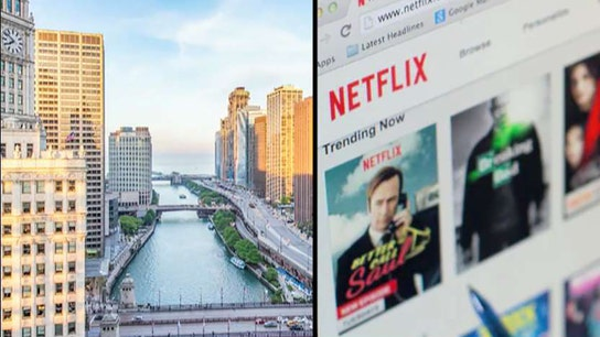 Chicago becomes first major city to collect 'Netflix tax'