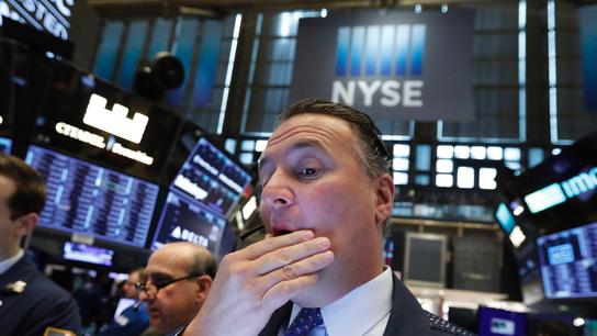 Markets Right Now: Asian stocks fall as trade war escalates