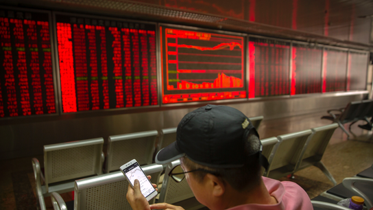 Global markets rise as investors watch US-China trade talks