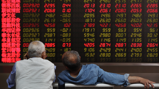 World markets subdued amid trade uncertainty