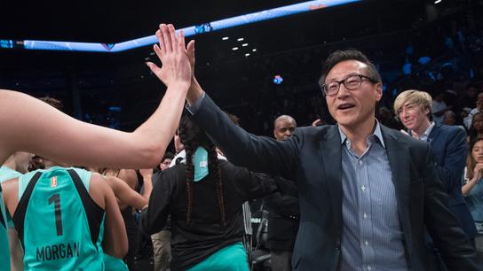 Liberty owner Joe Tsai wants to help grow US-China relations