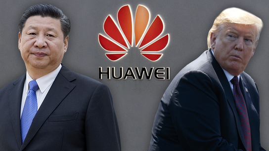 Huawei founder: US government 'underestimated our power'