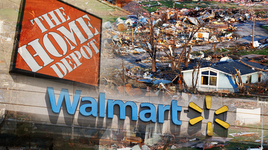 Tornado, flood victims in Midwest receive relief from Walmart, Home Depot