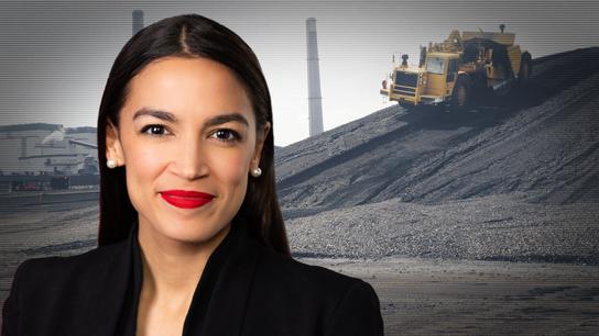 Big coal CEO warns Ocasio-Cortez's Green New Deal would devastate steel industry