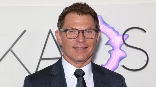 Bobby Flay says he's not on board with meatless burgers just yet