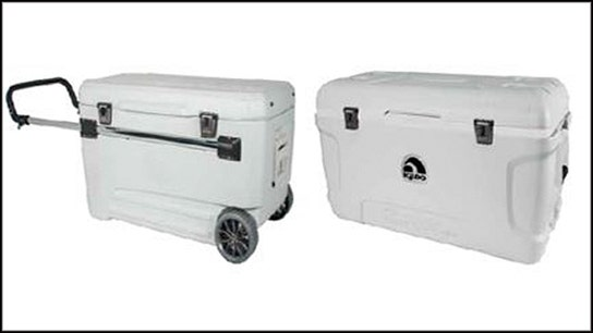 Igloo Marine Elite coolers recalled due to entrapment, suffocation risks