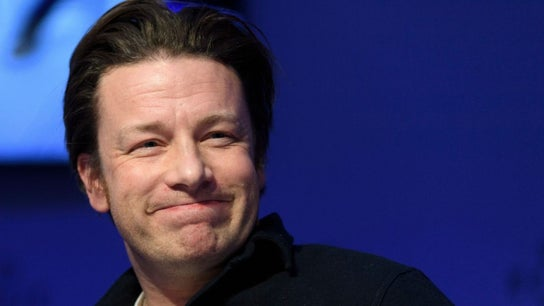 Celebrity chef Jamie Oliver's British restaurant chain collapses, putting 1,300 jobs at risk