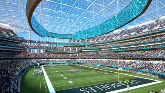 SoFi lands naming rights for LA NFL stadium