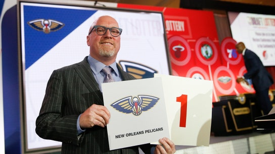 New Orleans Pelicans season ticket sales surge after NBA Draft Lottery