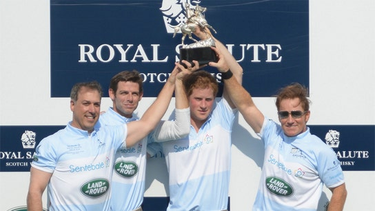 Meet Michael Carrazza, Prince Harry's charity polo teammate and private equity CEO