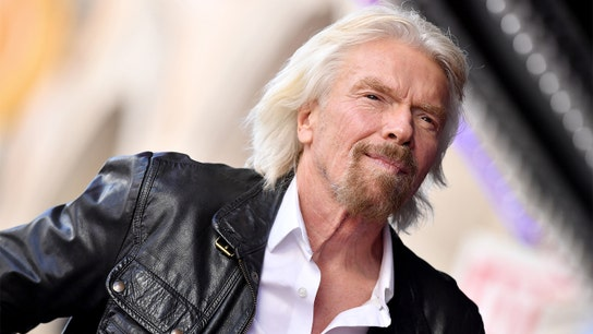 Billionaire Richard Branson reportedly prefers jeans, wears 'the same pair' daily