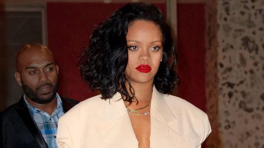 Rihanna, LVMH launch new fashion brand 'Fenty'