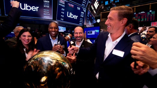 Uber's first employee, who's now a billionaire, resigns from company's board of directors